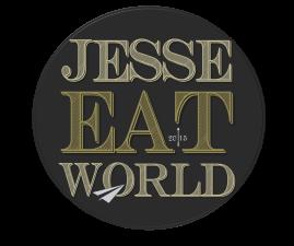 Jesse Eat World (circular)
