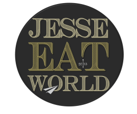 Jesse Eat World (circular)