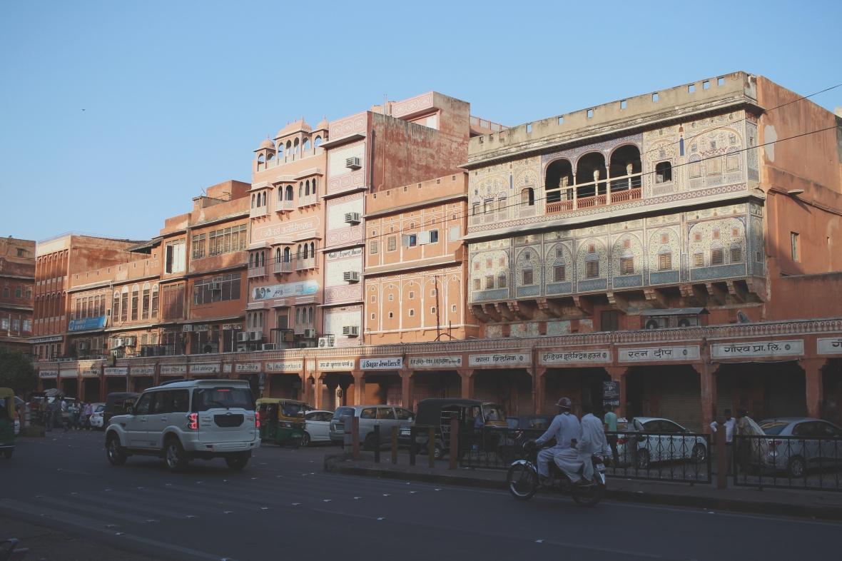 Jaipur Cité Rose