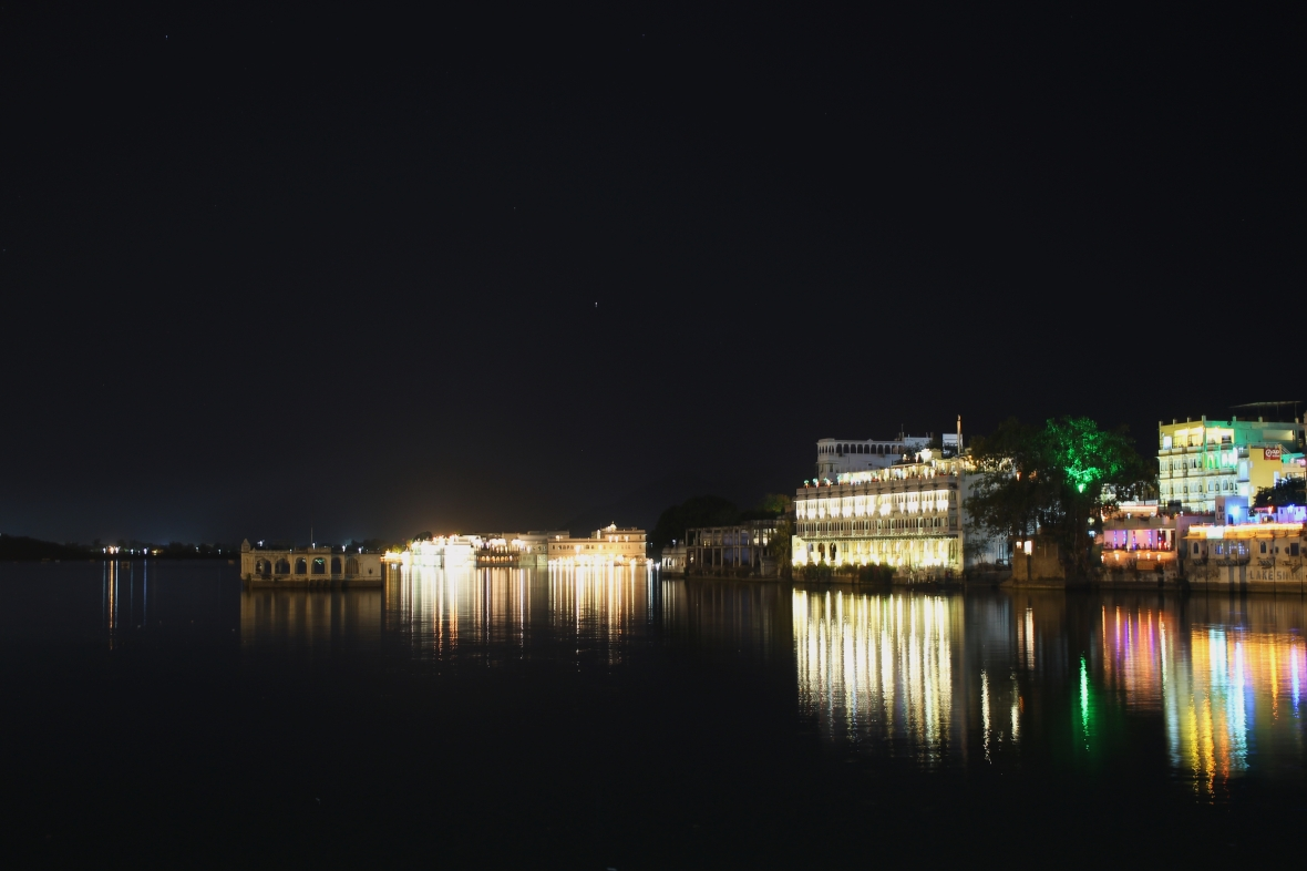 night-lake