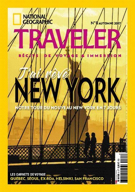 National Geographic Traveler 8
