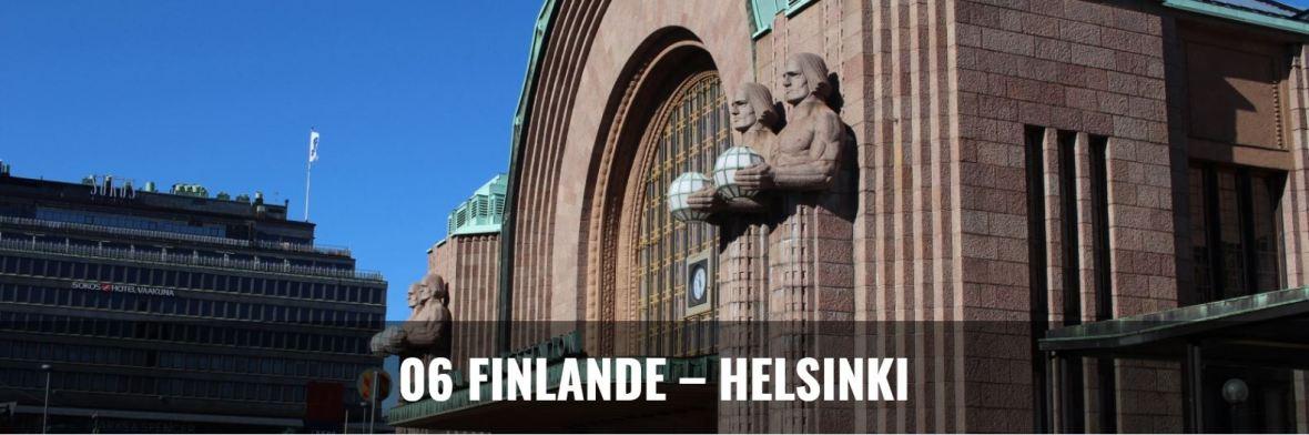 Chapitre 6 Helsinki